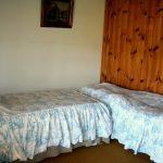 """Chambre """"Les Près"""" avec deux lits simples"""