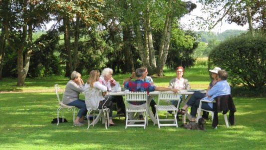 Week-end atelier d'écriture «La Joncheraie»: rendez-vous de printemps, parenthèse bourguignonne