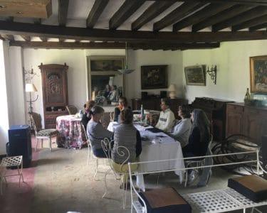 atelier d'écriture La Joncheraie